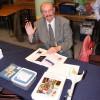 Lasse Haldenberg presenterade sin nya bok