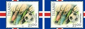 island-frimarke-fotboll-1990-160703.-190311-20x7